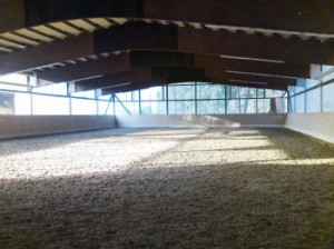 Reithalle Gut Zollhaus in Türkheim